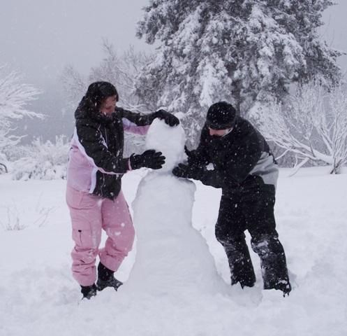 SnowmanMaking