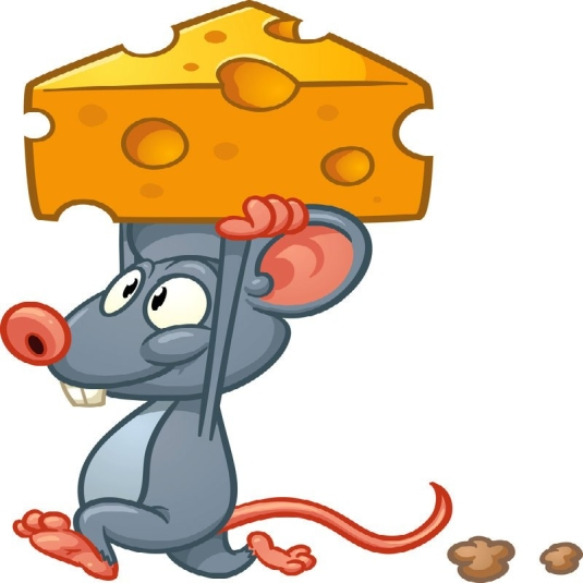 mouse-cartoon-with-cheese-on-head-square